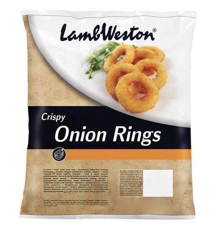 ONION RING  LAMBWESTERN 1KG