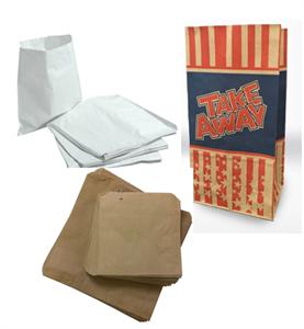takeaway bag cover