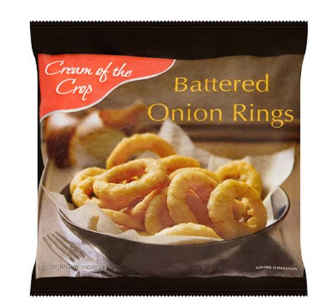 ONION RING CREAM OF THE CROP 1 KG