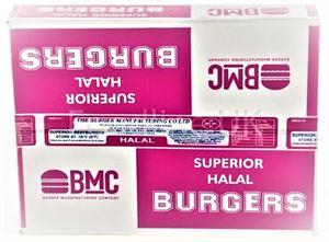 BEEFBURGER BMC SUPREME 90%  48 X 113 G