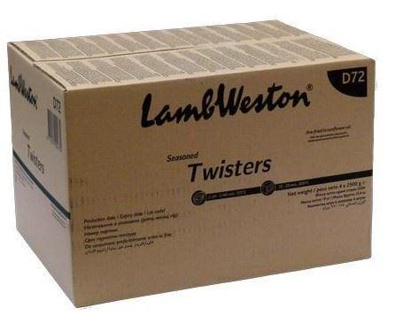 TWISTERS LAMB WESTERN 2.5kg