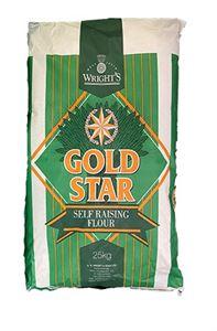 GOLD STAR SR FLOUR 25 KG