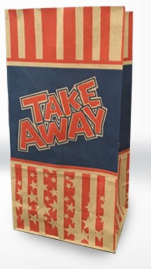 takeawat bag