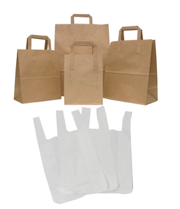 carrier packaging cover