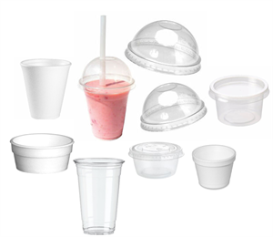 CUPS AND LIDS COVER