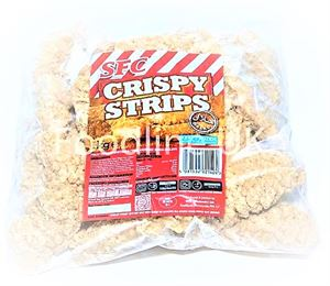CHICKEN STRIPS SFC 1KG