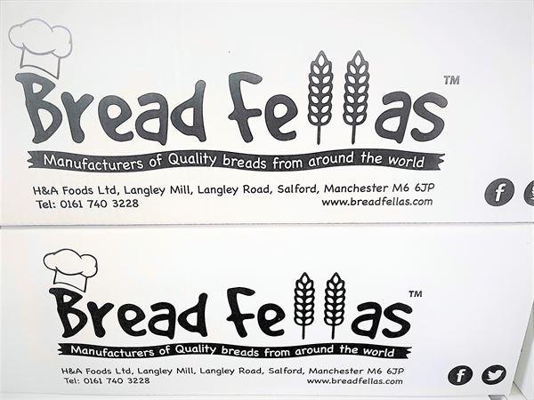 BREAD NAAN  BREAD FELLAS 5X15