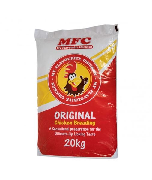 MFC BREADING ORIGINAL 20KG