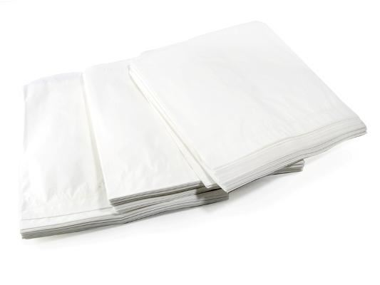 10 X 10 GREASEPROOF PAPER BAG WHITE (1000)